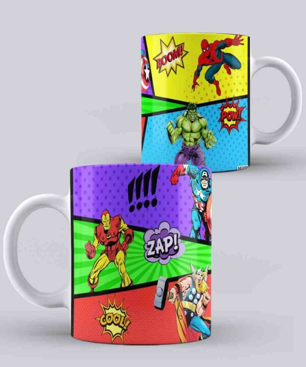 Mug de Super Heroes de Marvel Comics