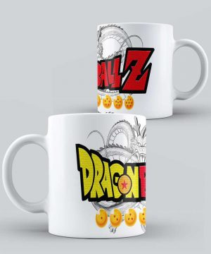Mug de dragon ball dragon shen long